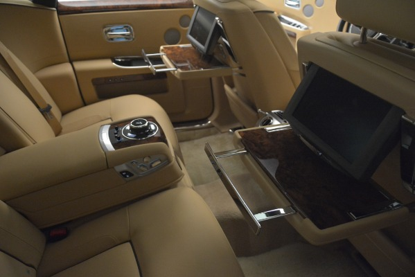 Used 2014 Rolls-Royce Ghost for sale Sold at Aston Martin of Greenwich in Greenwich CT 06830 22