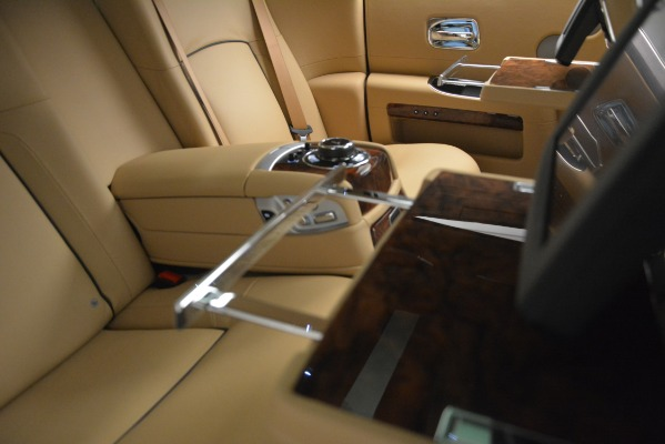 Used 2014 Rolls-Royce Ghost for sale Sold at Aston Martin of Greenwich in Greenwich CT 06830 24