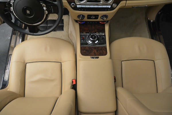 Used 2014 Rolls-Royce Ghost for sale Sold at Aston Martin of Greenwich in Greenwich CT 06830 27
