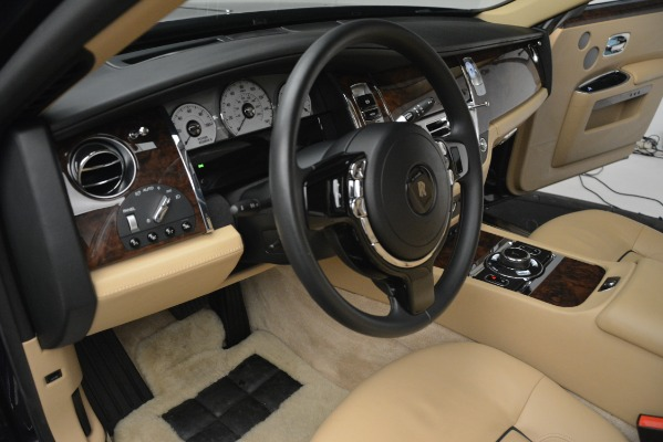 Used 2014 Rolls-Royce Ghost for sale Sold at Aston Martin of Greenwich in Greenwich CT 06830 28