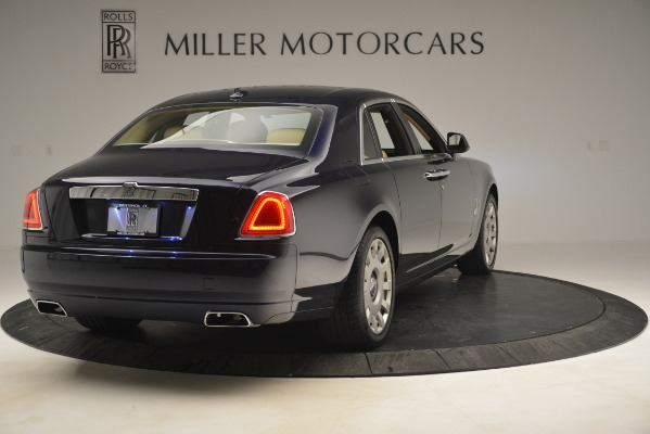 Used 2014 Rolls-Royce Ghost for sale Sold at Aston Martin of Greenwich in Greenwich CT 06830 7