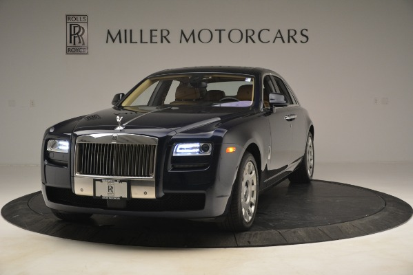 Used 2014 Rolls-Royce Ghost for sale Sold at Aston Martin of Greenwich in Greenwich CT 06830 1