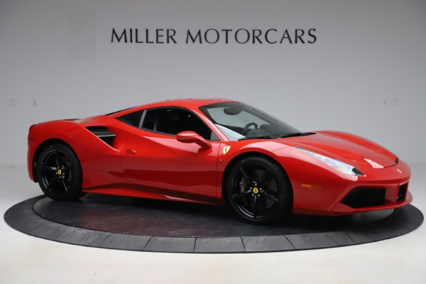 Used 2018 Ferrari 488 GTB for sale $245,900 at Aston Martin of Greenwich in Greenwich CT 06830 10