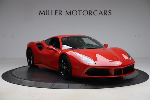 Used 2018 Ferrari 488 GTB for sale $245,900 at Aston Martin of Greenwich in Greenwich CT 06830 11