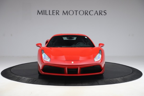 Used 2018 Ferrari 488 GTB for sale $245,900 at Aston Martin of Greenwich in Greenwich CT 06830 12