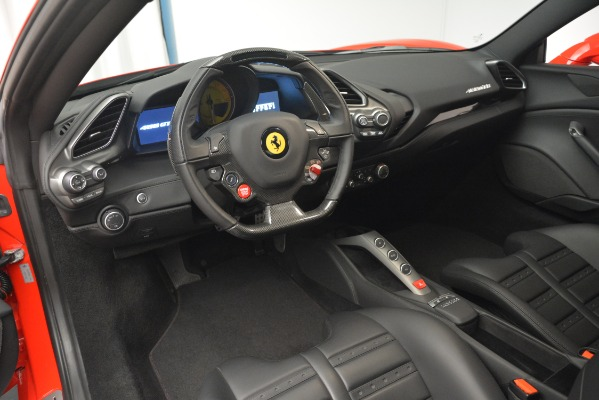 Used 2018 Ferrari 488 GTB for sale $245,900 at Aston Martin of Greenwich in Greenwich CT 06830 16