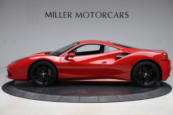 Used 2018 Ferrari 488 GTB for sale $245,900 at Aston Martin of Greenwich in Greenwich CT 06830 3