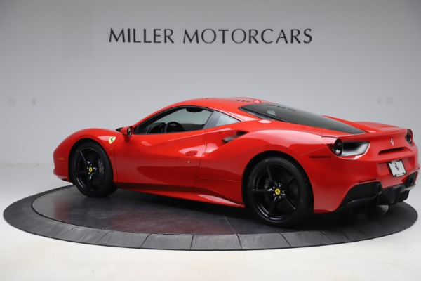 Used 2018 Ferrari 488 GTB for sale $245,900 at Aston Martin of Greenwich in Greenwich CT 06830 4