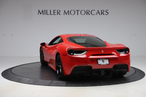Used 2018 Ferrari 488 GTB for sale $245,900 at Aston Martin of Greenwich in Greenwich CT 06830 5