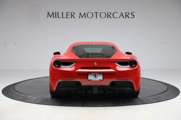 Used 2018 Ferrari 488 GTB for sale $245,900 at Aston Martin of Greenwich in Greenwich CT 06830 6