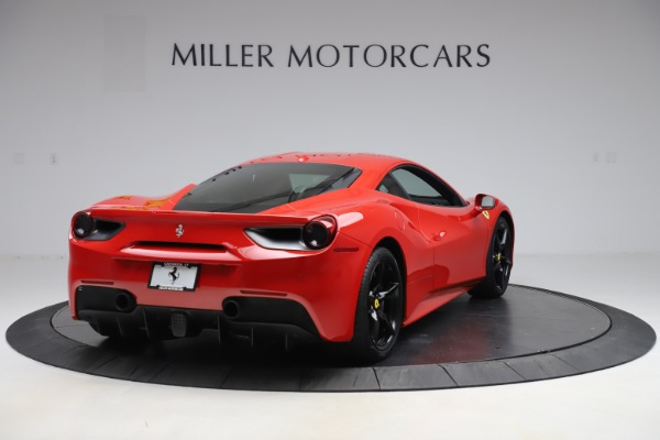 Used 2018 Ferrari 488 GTB for sale $245,900 at Aston Martin of Greenwich in Greenwich CT 06830 7