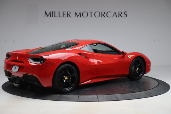 Used 2018 Ferrari 488 GTB for sale $245,900 at Aston Martin of Greenwich in Greenwich CT 06830 8