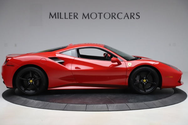 Used 2018 Ferrari 488 GTB for sale $245,900 at Aston Martin of Greenwich in Greenwich CT 06830 9