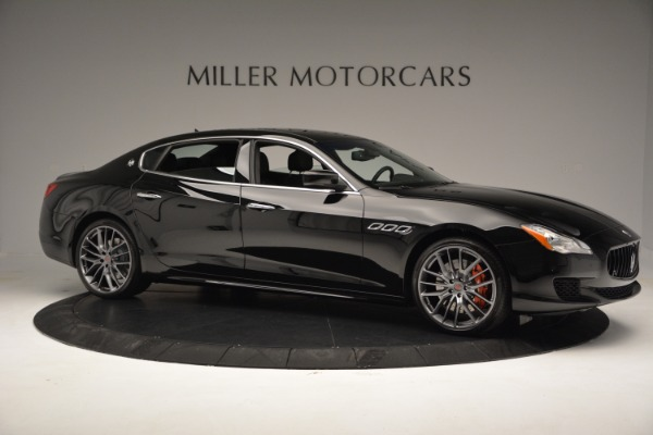 Used 2015 Maserati Quattroporte GTS for sale Sold at Aston Martin of Greenwich in Greenwich CT 06830 10