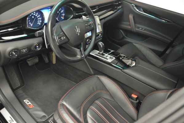 Used 2015 Maserati Quattroporte GTS for sale Sold at Aston Martin of Greenwich in Greenwich CT 06830 14