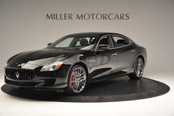 Used 2015 Maserati Quattroporte GTS for sale Sold at Aston Martin of Greenwich in Greenwich CT 06830 2