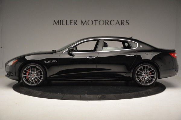 Used 2015 Maserati Quattroporte GTS for sale Sold at Aston Martin of Greenwich in Greenwich CT 06830 3