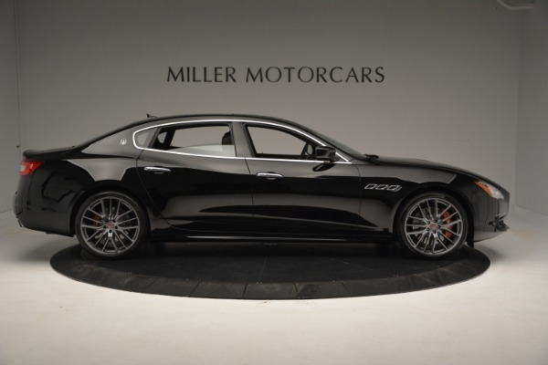 Used 2015 Maserati Quattroporte GTS for sale Sold at Aston Martin of Greenwich in Greenwich CT 06830 9