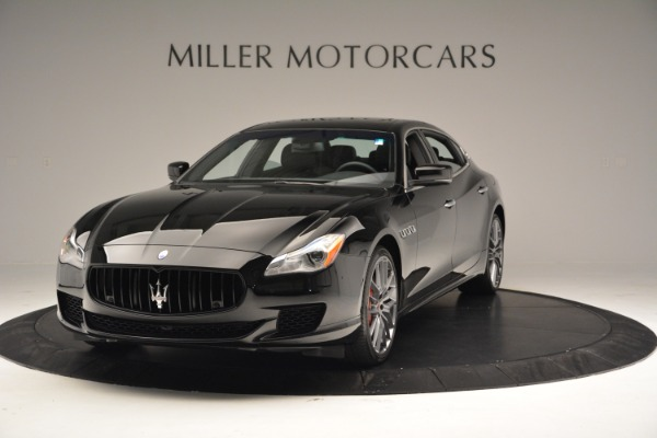 Used 2015 Maserati Quattroporte GTS for sale Sold at Aston Martin of Greenwich in Greenwich CT 06830 1