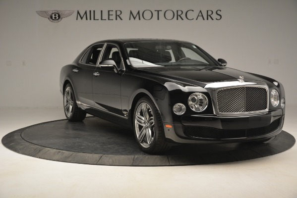 Used 2013 Bentley Mulsanne Le Mans Edition for sale Sold at Aston Martin of Greenwich in Greenwich CT 06830 11