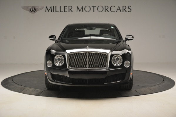 Used 2013 Bentley Mulsanne Le Mans Edition for sale Sold at Aston Martin of Greenwich in Greenwich CT 06830 12