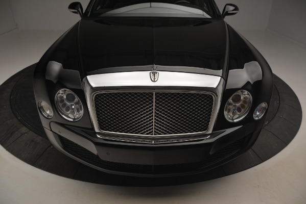 Used 2013 Bentley Mulsanne Le Mans Edition for sale Sold at Aston Martin of Greenwich in Greenwich CT 06830 13