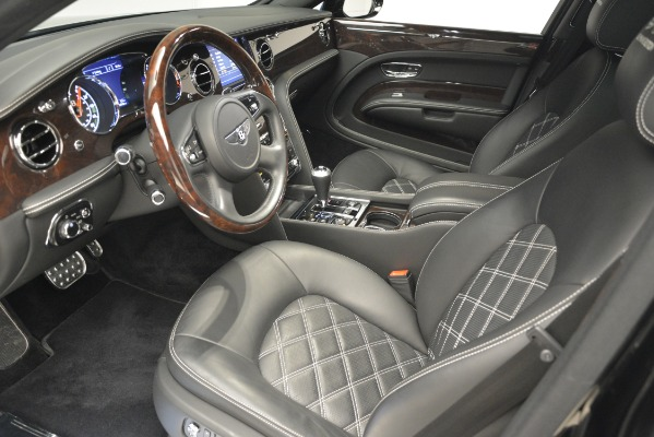Used 2013 Bentley Mulsanne Le Mans Edition for sale Sold at Aston Martin of Greenwich in Greenwich CT 06830 18