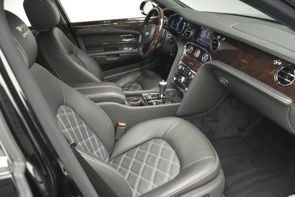 Used 2013 Bentley Mulsanne Le Mans Edition for sale Sold at Aston Martin of Greenwich in Greenwich CT 06830 28