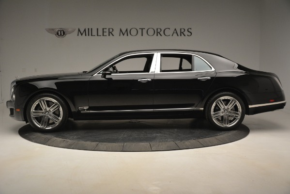 Used 2013 Bentley Mulsanne Le Mans Edition for sale Sold at Aston Martin of Greenwich in Greenwich CT 06830 3