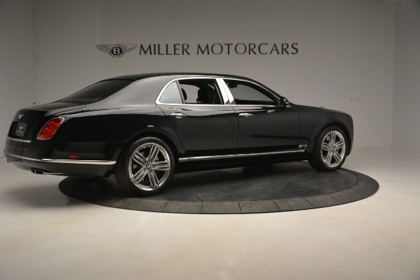 Used 2013 Bentley Mulsanne Le Mans Edition for sale Sold at Aston Martin of Greenwich in Greenwich CT 06830 8
