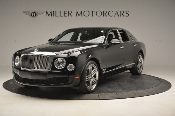 Used 2013 Bentley Mulsanne Le Mans Edition for sale Sold at Aston Martin of Greenwich in Greenwich CT 06830 1