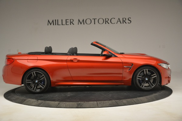 Used 2016 BMW M4 for sale Sold at Aston Martin of Greenwich in Greenwich CT 06830 10