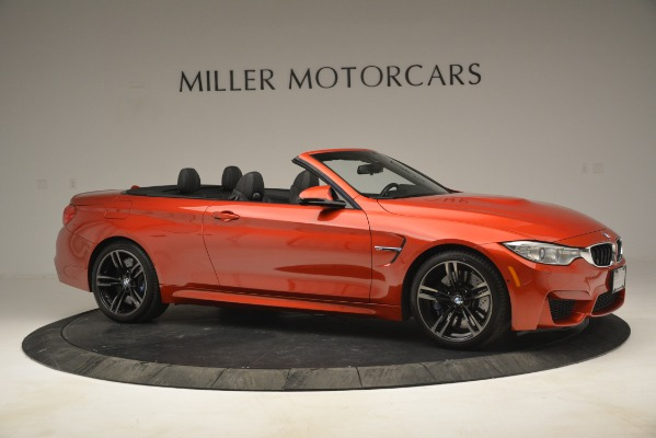 Used 2016 BMW M4 for sale Sold at Aston Martin of Greenwich in Greenwich CT 06830 11