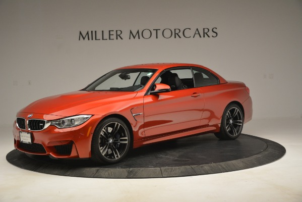 Used 2016 BMW M4 for sale Sold at Aston Martin of Greenwich in Greenwich CT 06830 13
