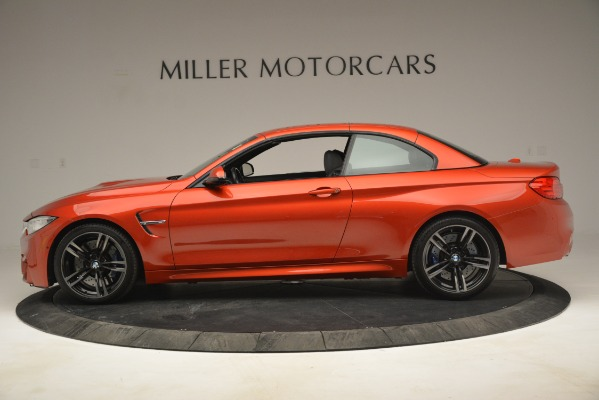Used 2016 BMW M4 for sale Sold at Aston Martin of Greenwich in Greenwich CT 06830 14