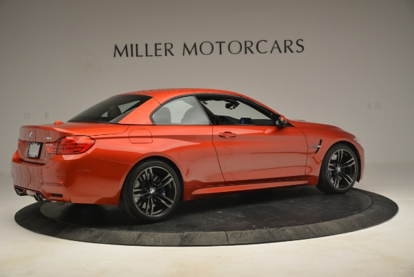 Used 2016 BMW M4 for sale Sold at Aston Martin of Greenwich in Greenwich CT 06830 15