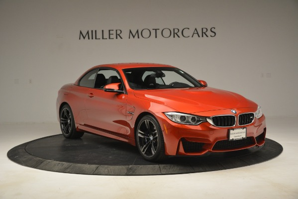 Used 2016 BMW M4 for sale Sold at Aston Martin of Greenwich in Greenwich CT 06830 17
