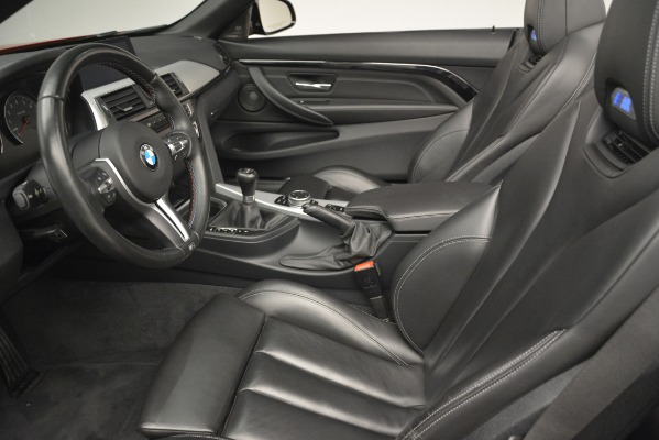 Used 2016 BMW M4 for sale Sold at Aston Martin of Greenwich in Greenwich CT 06830 19