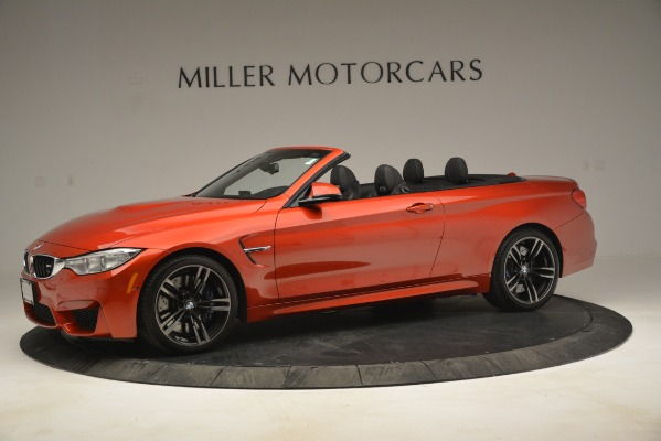 Used 2016 BMW M4 for sale Sold at Aston Martin of Greenwich in Greenwich CT 06830 2