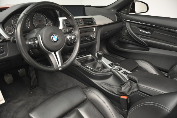 Used 2016 BMW M4 for sale Sold at Aston Martin of Greenwich in Greenwich CT 06830 20