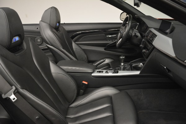 Used 2016 BMW M4 for sale Sold at Aston Martin of Greenwich in Greenwich CT 06830 23