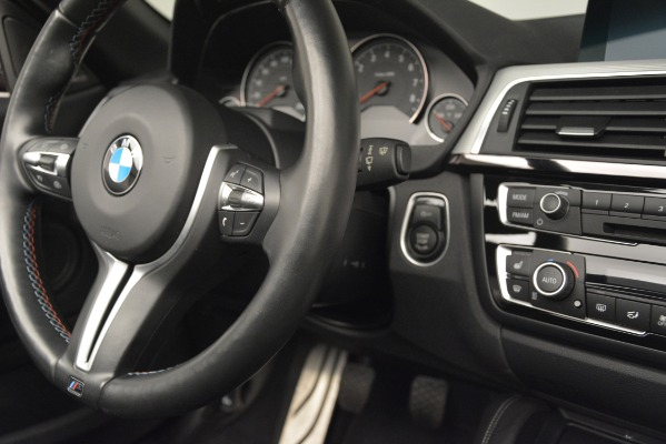 Used 2016 BMW M4 for sale Sold at Aston Martin of Greenwich in Greenwich CT 06830 27