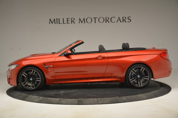 Used 2016 BMW M4 for sale Sold at Aston Martin of Greenwich in Greenwich CT 06830 3