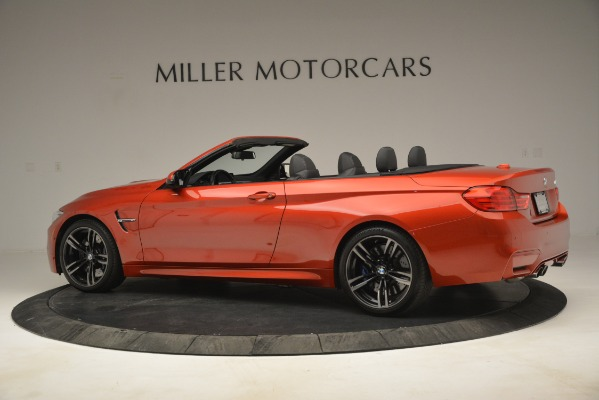 Used 2016 BMW M4 for sale Sold at Aston Martin of Greenwich in Greenwich CT 06830 4