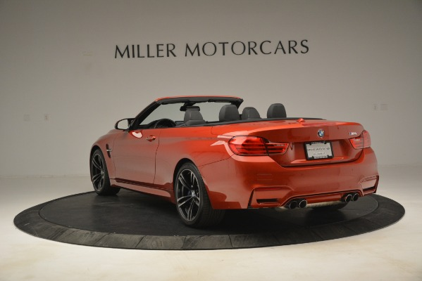 Used 2016 BMW M4 for sale Sold at Aston Martin of Greenwich in Greenwich CT 06830 5