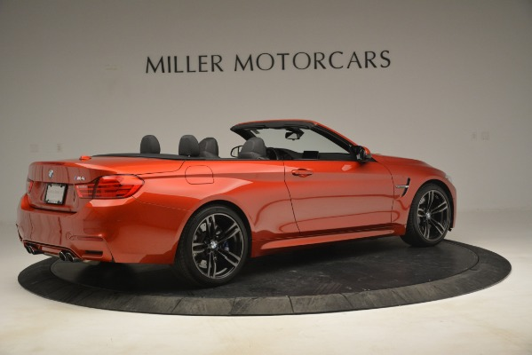 Used 2016 BMW M4 for sale Sold at Aston Martin of Greenwich in Greenwich CT 06830 9