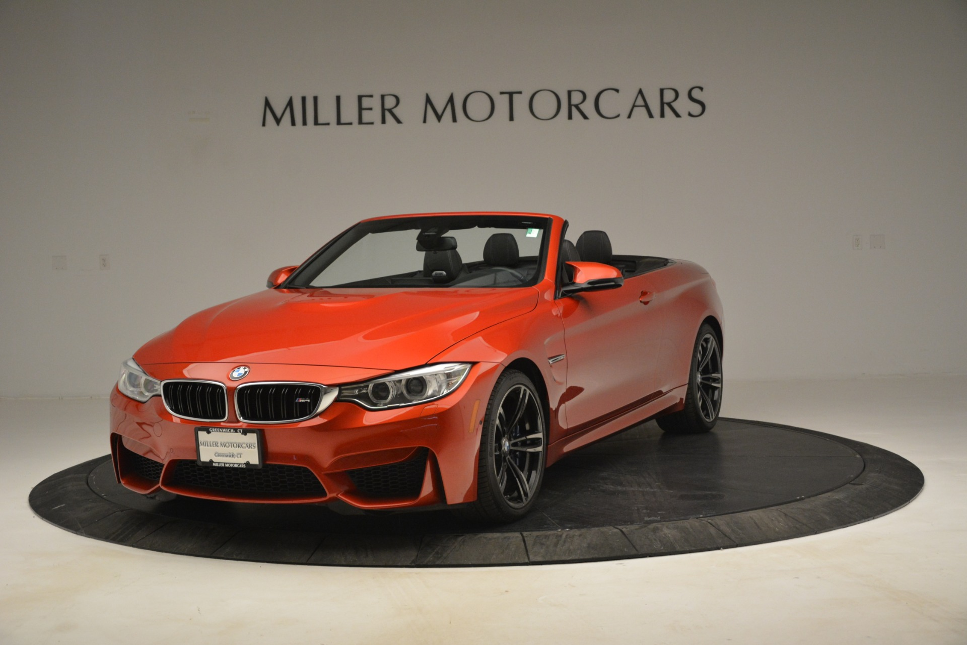 Used 2016 BMW M4 for sale Sold at Aston Martin of Greenwich in Greenwich CT 06830 1