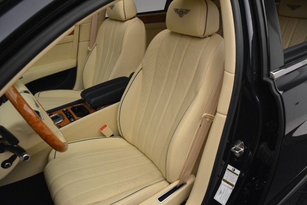 Used 2015 Bentley Flying Spur V8 for sale Sold at Aston Martin of Greenwich in Greenwich CT 06830 18