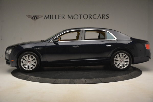 Used 2015 Bentley Flying Spur V8 for sale Sold at Aston Martin of Greenwich in Greenwich CT 06830 3