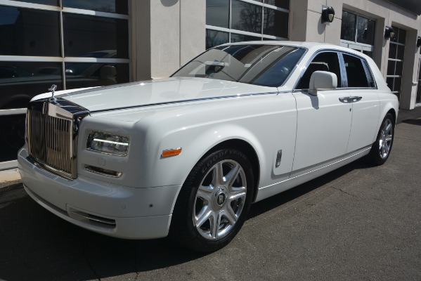 Used 2014 Rolls-Royce Phantom for sale Sold at Aston Martin of Greenwich in Greenwich CT 06830 2